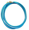 Hose 3/16 X 112-1/2 Hp Ss - 1/8 Mpt X 1/4ft Ends