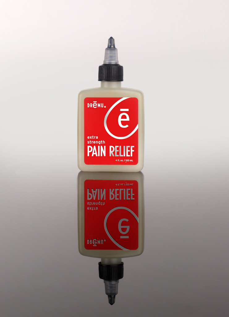Extra Strength IMMEDIATE Pain Relief.   Made in USA for over 21 years!