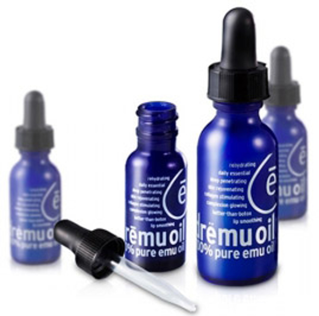 Dremu  Oil Serum: Better than Botox!  World's Finest Anti-Aging Serum- for your face, neck, top of chest & hands!    TWO BOTTLES of 1.0 fluid oz