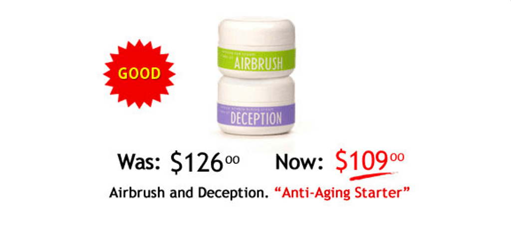 Anti-Aging Starter.  Made in USA for over 21 years!