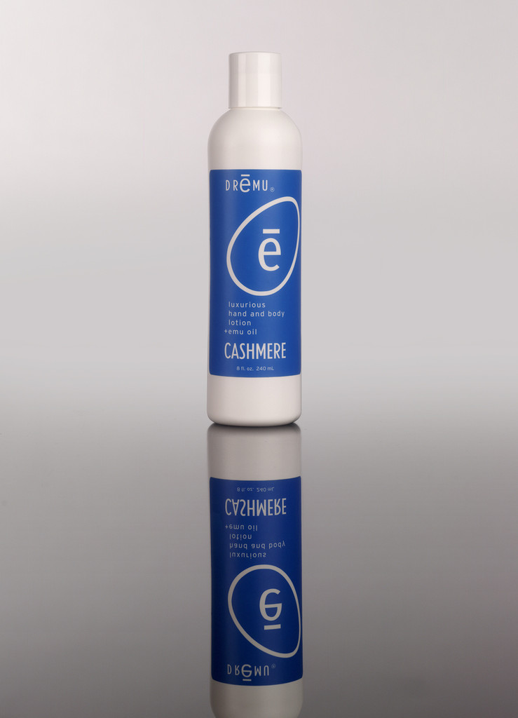 Cashmere  World's Finest & Only Hand and Body Lotion with Pure Emu Oil Serum.   Made in USA for over 21 years!