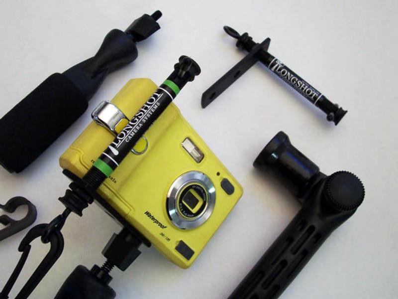 21' Pole-Ster Longshot Camera System