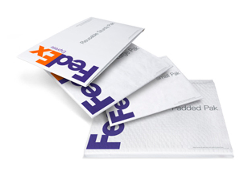 Fedex Ground Polybag