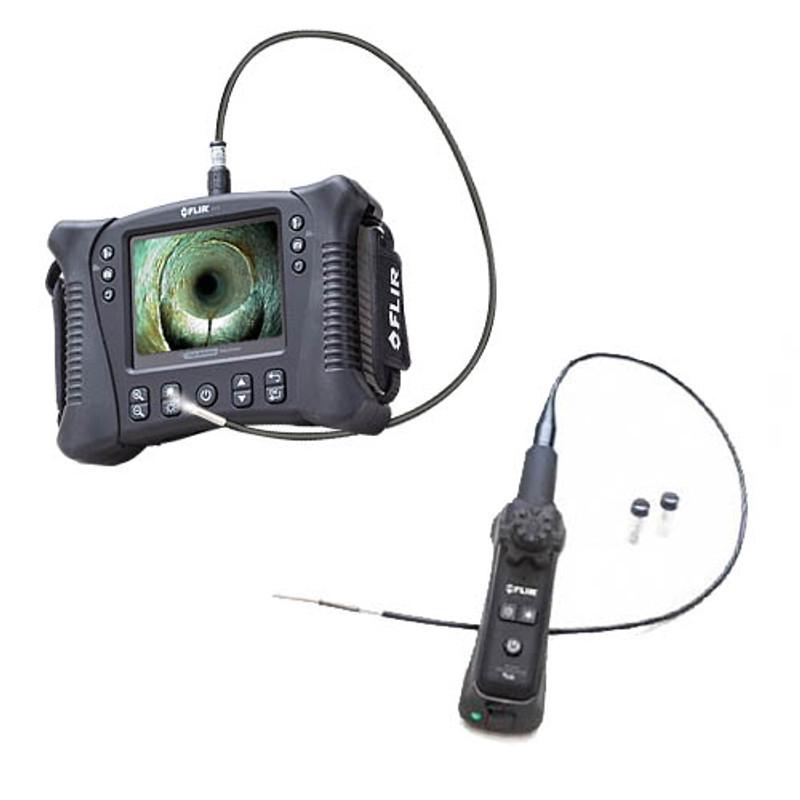 3.9mm Camera with 1 meter Flex- Short Focus