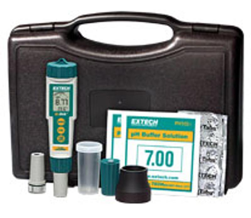 EX800 ExStik® 3-in-1 Chlorine, pH, Temperature Kit