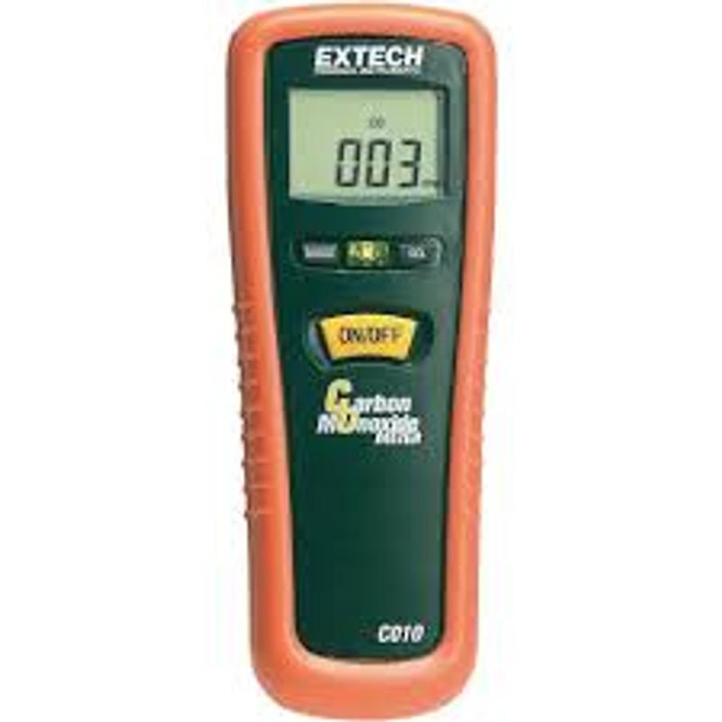 EXTECH CO10 Carbon Monoxide (CO) Meter