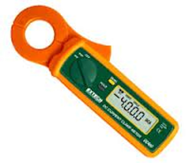 EXTECH DC400 400A DC Mini Clamp Meter with NIST