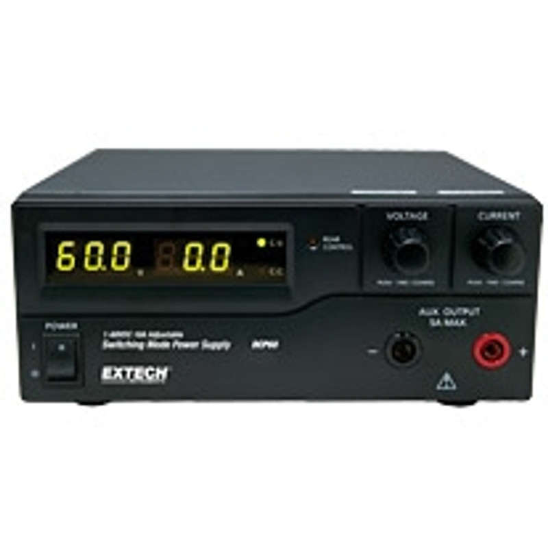 EXTECH DCP60 600W Switching Power Supply (120V)