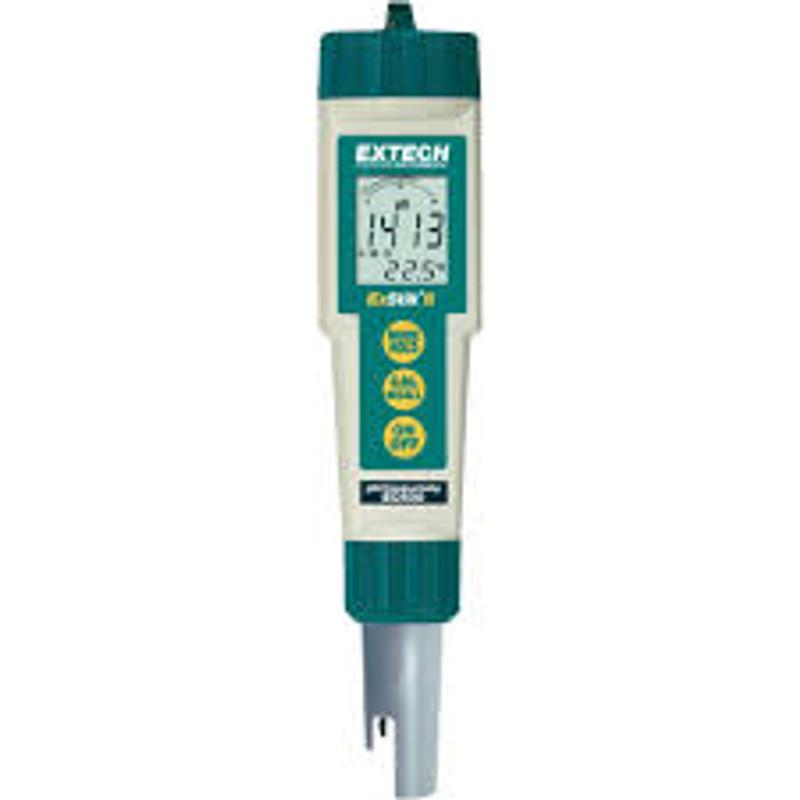 EXTECH EC500 Waterproof ExStik® II pH/Conductivity Meter