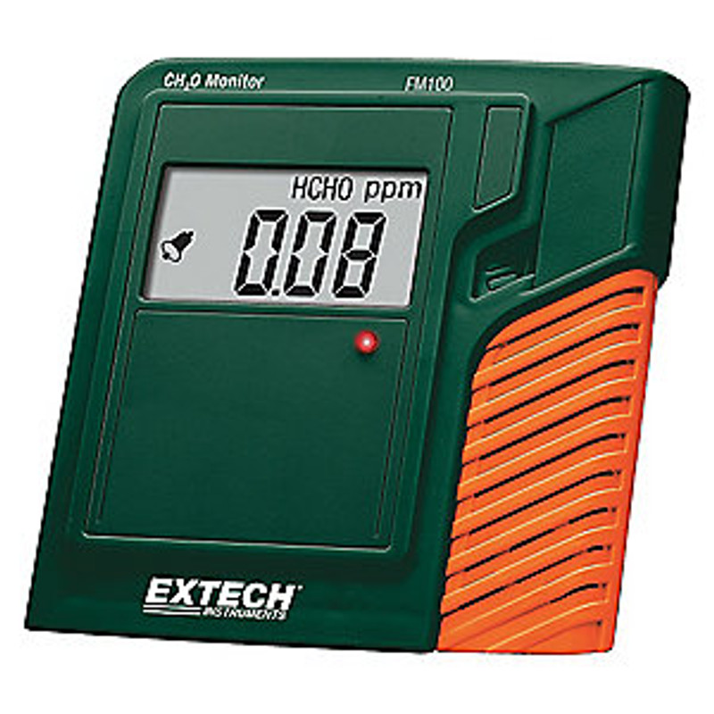 EXTECH FM100 Formaldehyde (CH2O or HCHO) Monitor