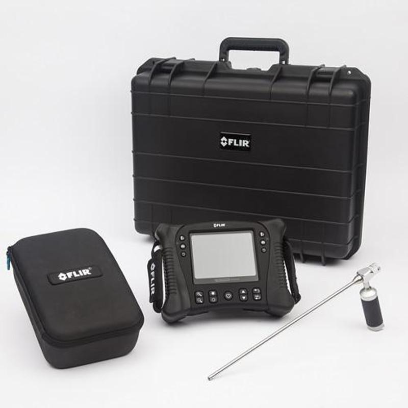 Stainless Steel Engine Inspection Videoscope Kit (VS70 + VSS65-12S)