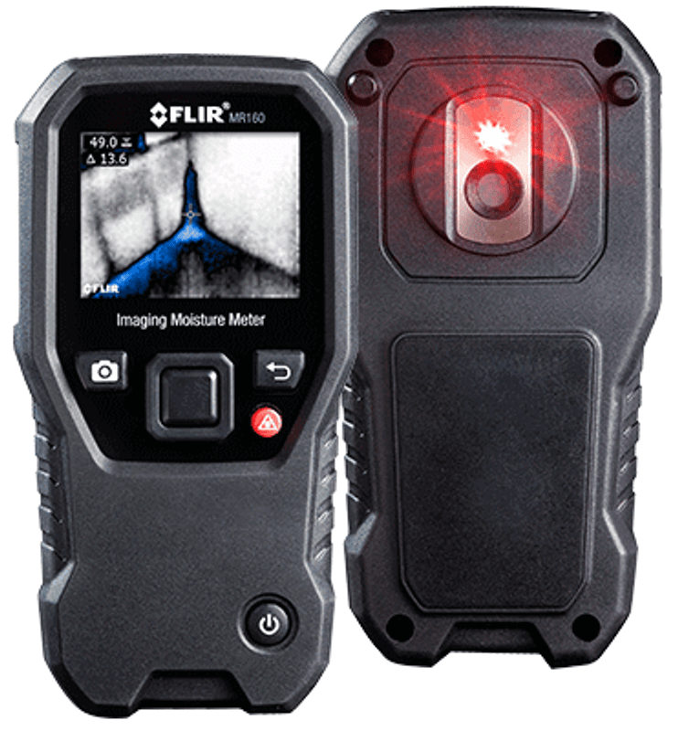 FLIR MR160 with IGM Infrared Guided Measurement