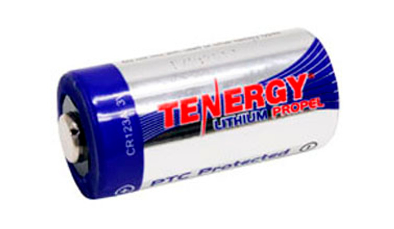 Tenergy Lithium CR123A Battery