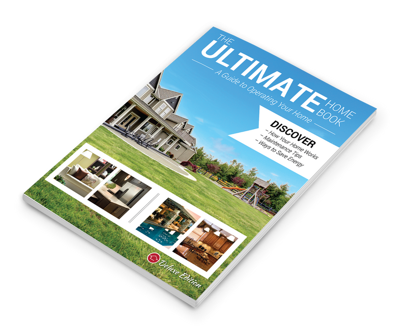 Ultimate Home Book – Generic Cover