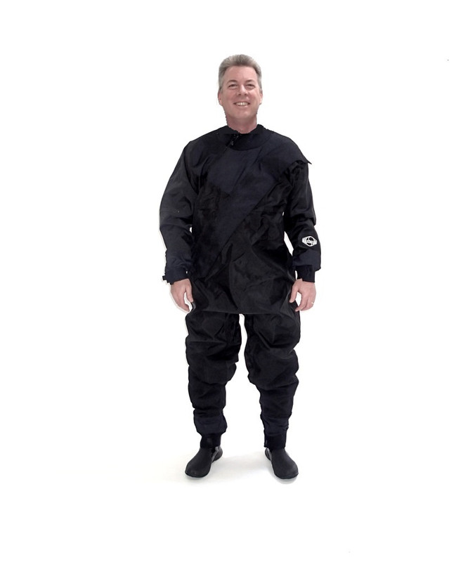Pool Diver Dry Suit