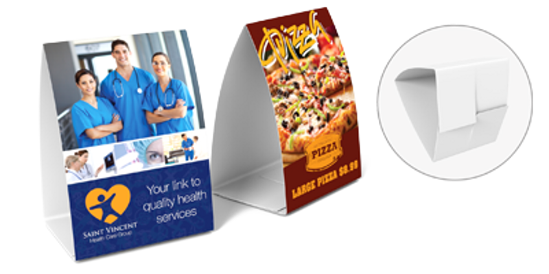 Table Top Tents - Custom Design Included