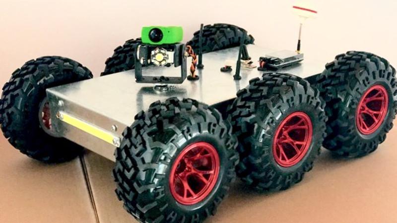The CrawlBot 6