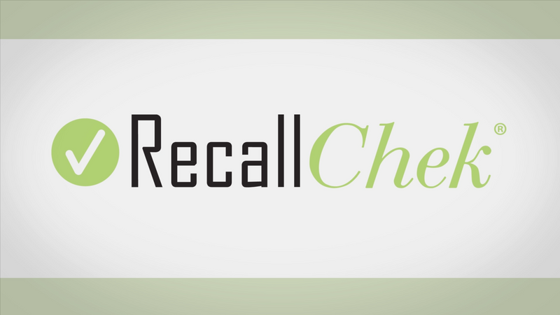 RecallChek Custom Video