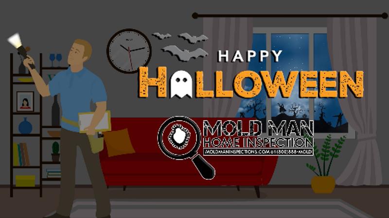 Happy Halloween Video (Standard Branded)