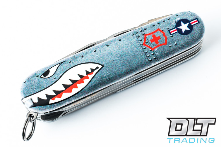 Swiss Army Tinker Warthog Deluxe Swiss Army Knife