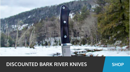 Bark River Discounted Knives