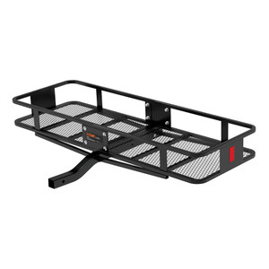 "CURT 60"" x 20"" Basket-Style Cargo Carrier (Fixed 2"" Shank) #18150"