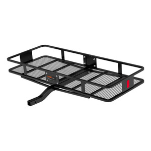 "CURT 60"" x 24"" Basket-Style Cargo Carrier (Fixed 2"" Shank) #18152"