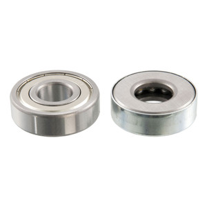 CURT Replacement Direct-Weld Square Jack Bearings for #28512 #28954
