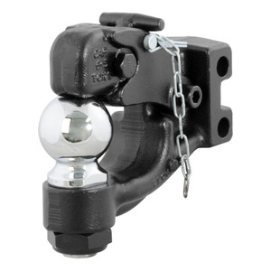 "CURT Replacement Channel Mount Ball & Pintle Combination (2-5/16"" Ball, 13,000 lbs.) #45920"