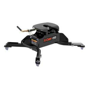 CURT Q24 5th Wheel Hitch with Ram Puck System Legs #16047