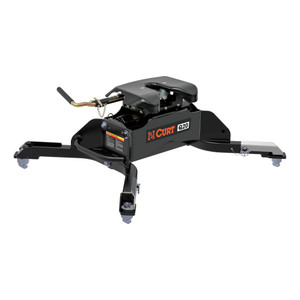 CURT Q20 5th Wheel Hitch with Ram Puck System Legs #16045