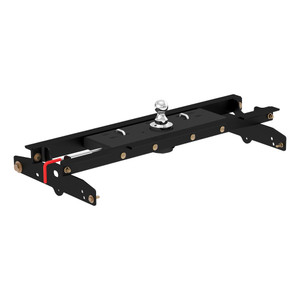CURT Double Lock Gooseneck Hitch Kit with Installation Brackets #60722