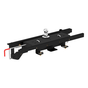 CURT Double Lock Gooseneck Hitch Kit with Installation Brackets #60730