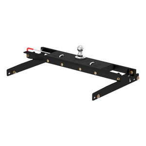 CURT Double Lock Gooseneck Hitch Kit with Installation Brackets #60734