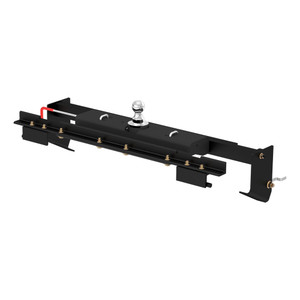 CURT Double Lock Gooseneck Hitch Kit with Installation Brackets #60740