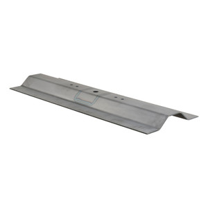 CURT Over-Bed Bent Plate Gooseneck Hitch (Raw Steel, No Ball) #65300