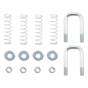 CURT Gooseneck Safety Chain U-Bolt Kit #66113