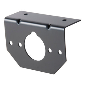CURT Connector Mounting Bracket for 4 or 5-Way Flat & 6-Way Round (Packaged) #57208