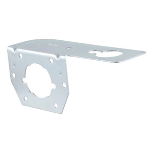 CURT Connector Mounting Bracket for 4 or 6-Way Round #58210