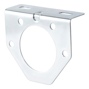 CURT Connector Mounting Bracket for 7-Way Round #58222