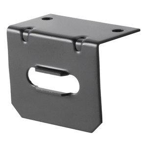 CURT Connector Mounting Bracket for 4-Way Flat (Packaged) #58301