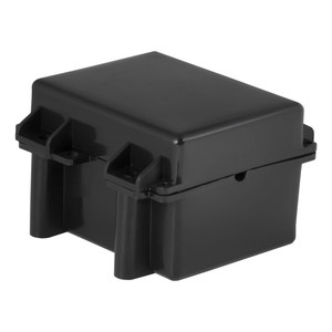 "CURT 5"" x 3-3/8"" x 3-3/4"" Watertight Breakaway Battery Case #52027"