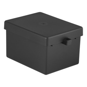 "CURT 5"" x 3-1/4"" x 3-7/8"" Lockable Breakaway Battery Case #52030"