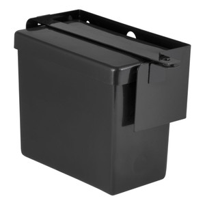 "CURT 5-7/8"" x 5-3/8"" x 3-1/2"" Breakaway Battery Case with Lockable Bar #52090"
