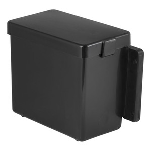 "CURT 6"" x 5-1/2"" x 3-1/4"" Breakaway Battery Case with Lockable Tab #52022"