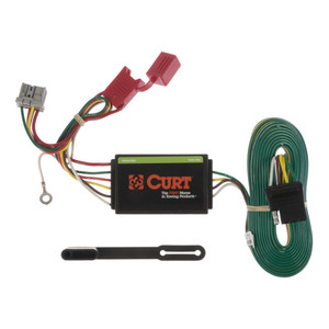 CURT Custom Wiring Connector (4-Way Flat Output) #56161