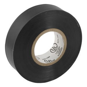 """CURT 3/4"""" Electrical Tape (60' Rolls, 10-Pack) #59740"""