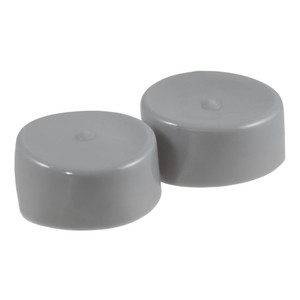 "CURT 1.98"" Bearing Protector Dust Covers (2-Pack) #23198"