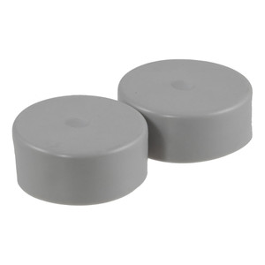 "CURT 2.32"" Bearing Protector Dust Covers (2-Pack) #23232"
