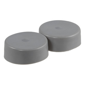 "CURT 2.44"" Bearing Protector Dust Covers (2-Pack) #23244"